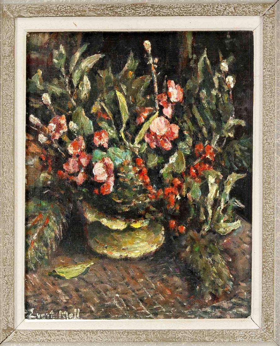 Evert Moll (1878-1955), Dutch marine and landscape