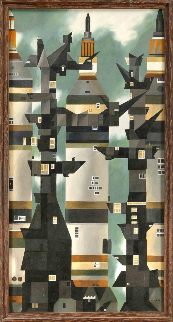 Helmut Verch (1923-2002), Berliner Maler u. Grafiker,