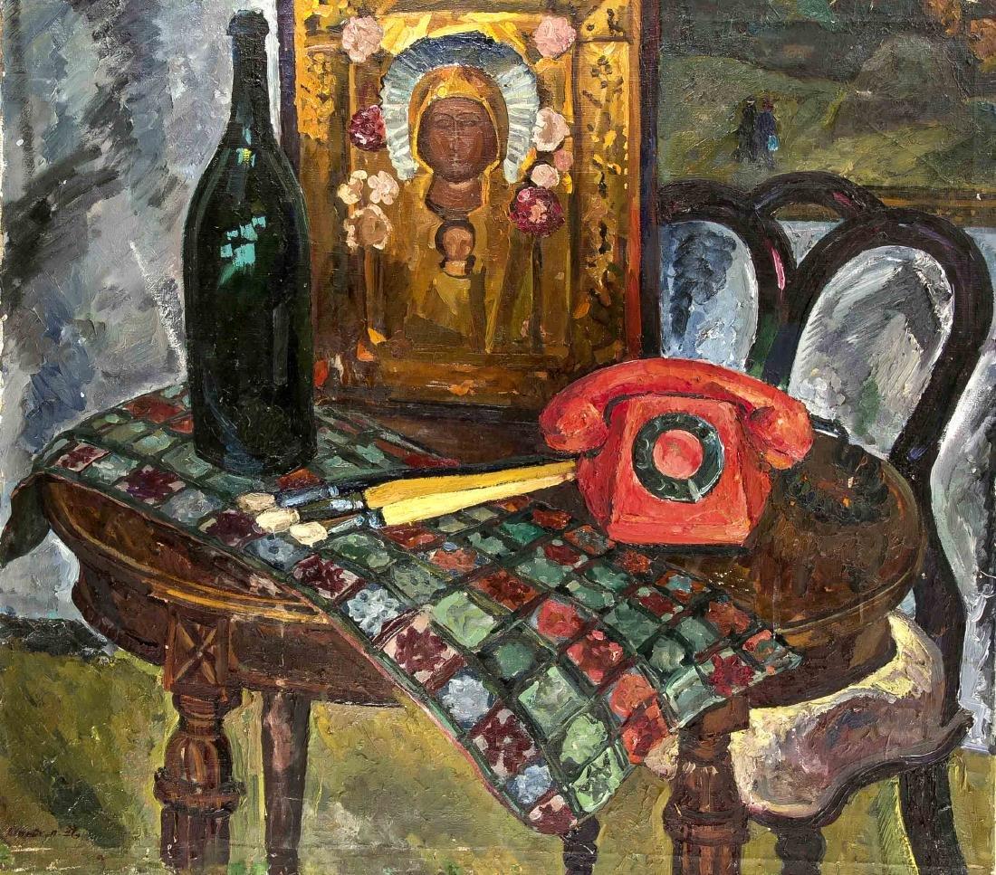 Andreï Kotchetkov (* 1925), Russian painter of