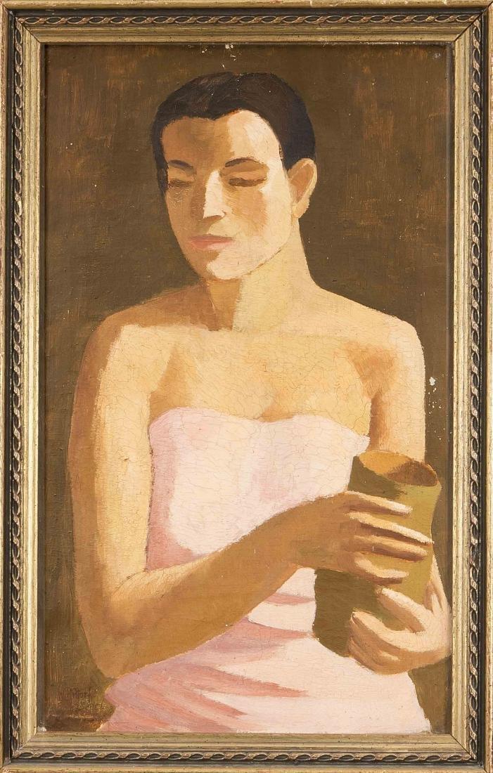 Wilhelm Bittorf (1904-1951), Maler aus Offenbach,