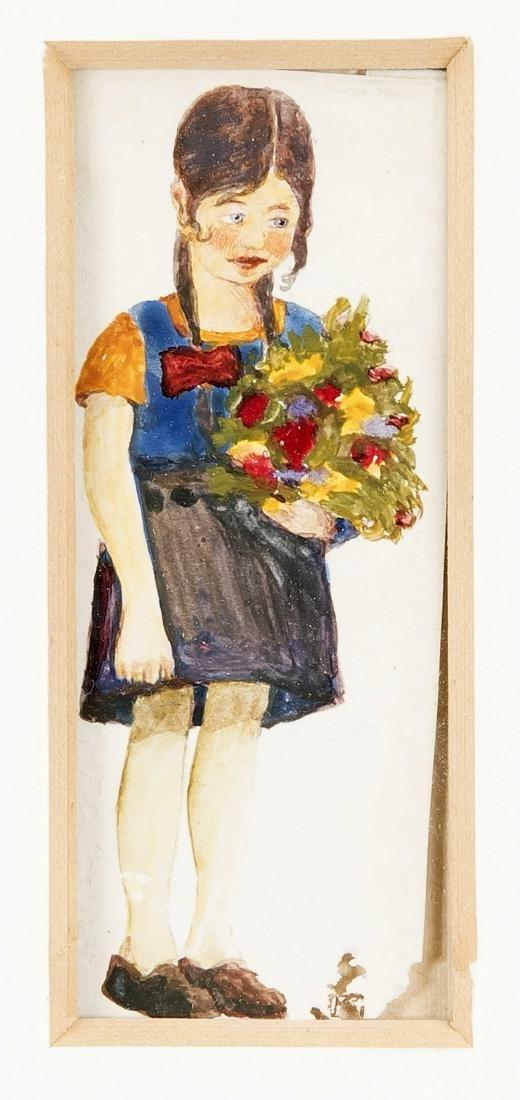 Mela Leopoldina Köhler-Borman (1885-1960),