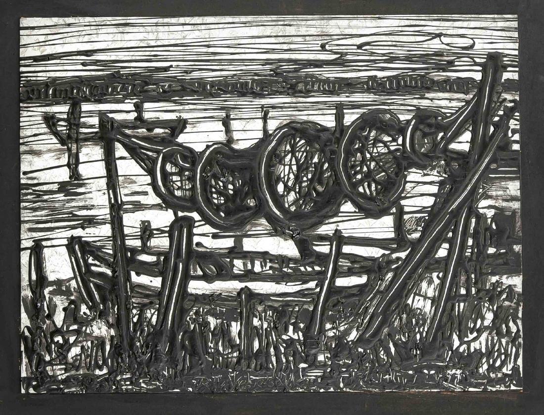 Rupprecht von Vegesack (1917-1976), pupil of Willi