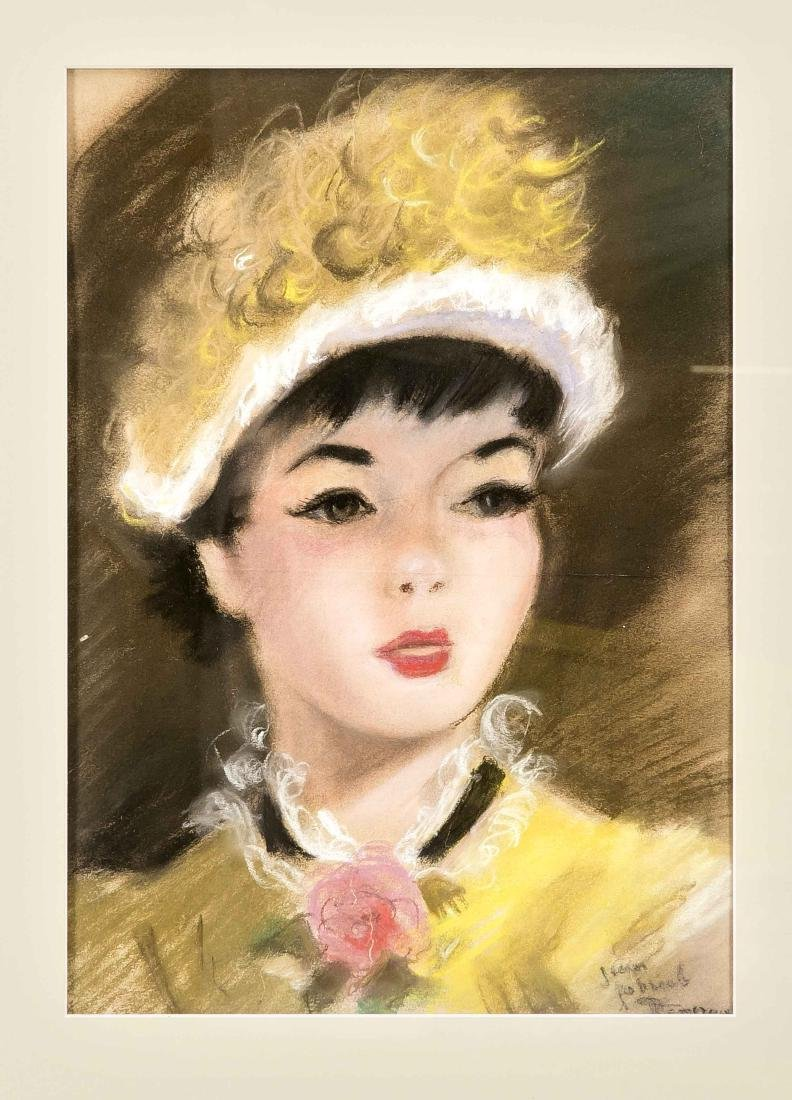 Jean Gabriel Domergue (1889-1962), French painter and