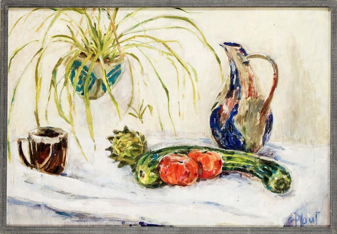 Faith Loy Plaut (1925-1994), South African artist,