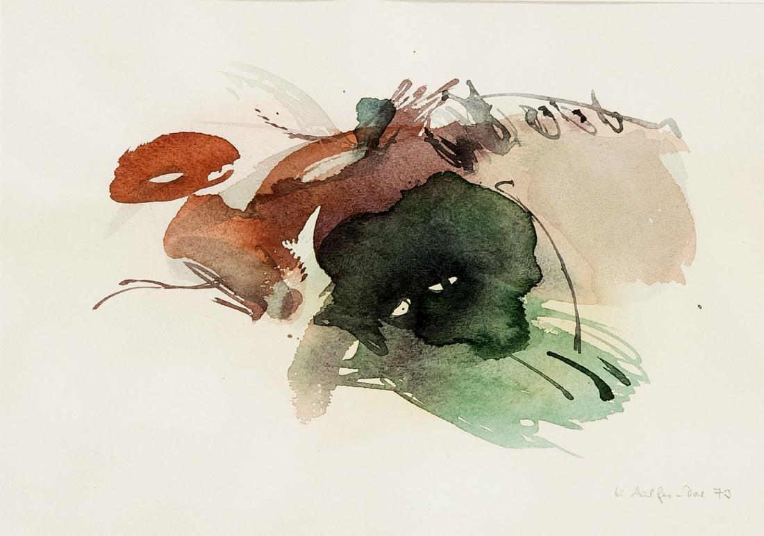 Gisela Aulfes-Daeschler (*1940), dt. Malerin und
