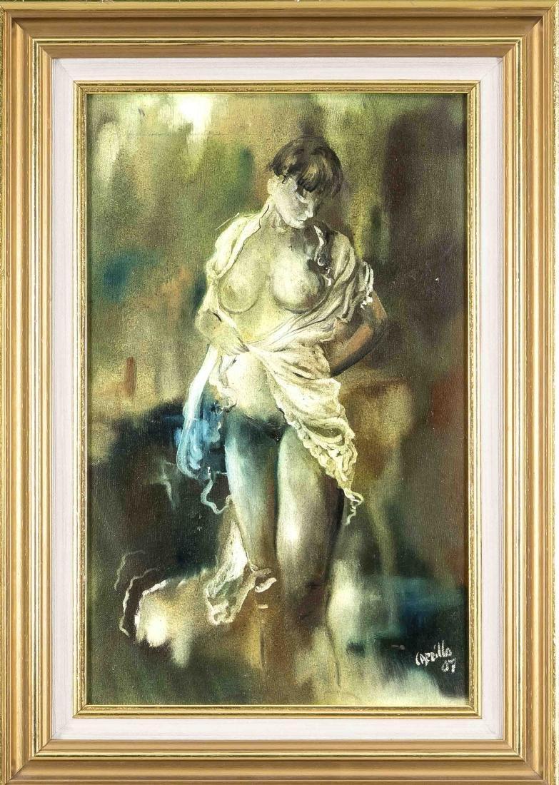 Antonio Carrillo (b. 1968), contemporary painter from