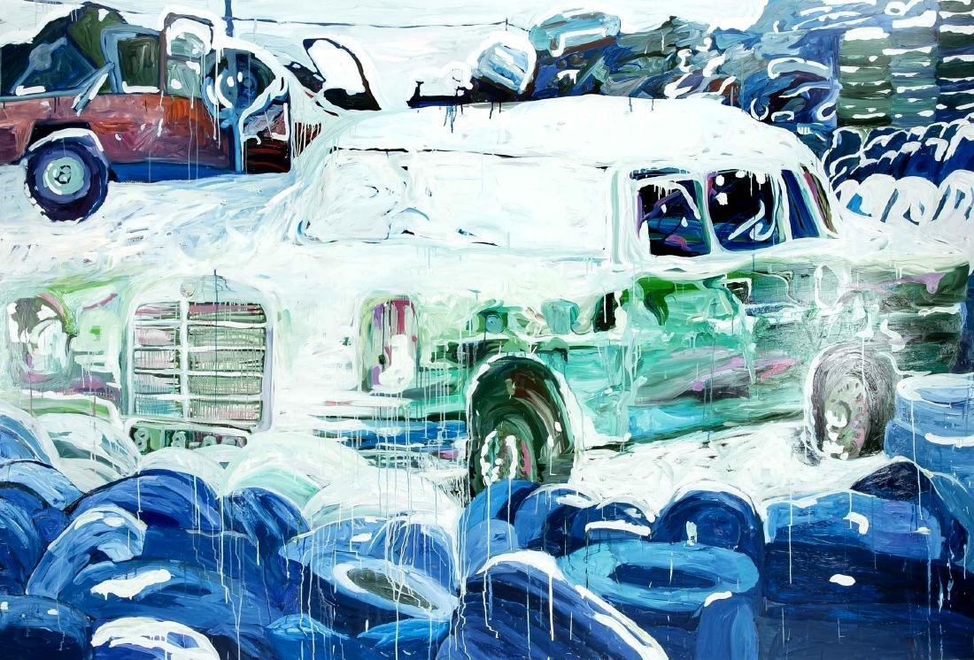 Isabella Faria (* 1973), contemporary artist born in