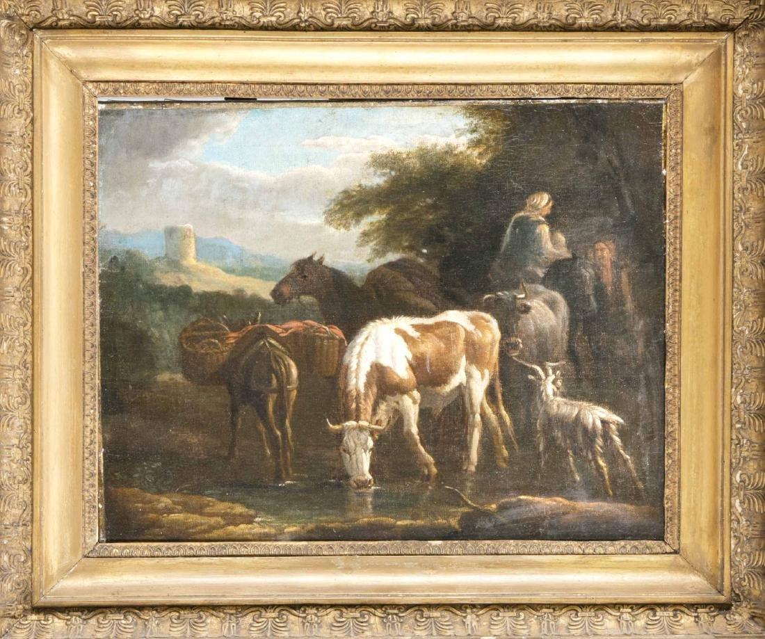 Pieter van Bloemen (1657-1720), Antwerp animal and
