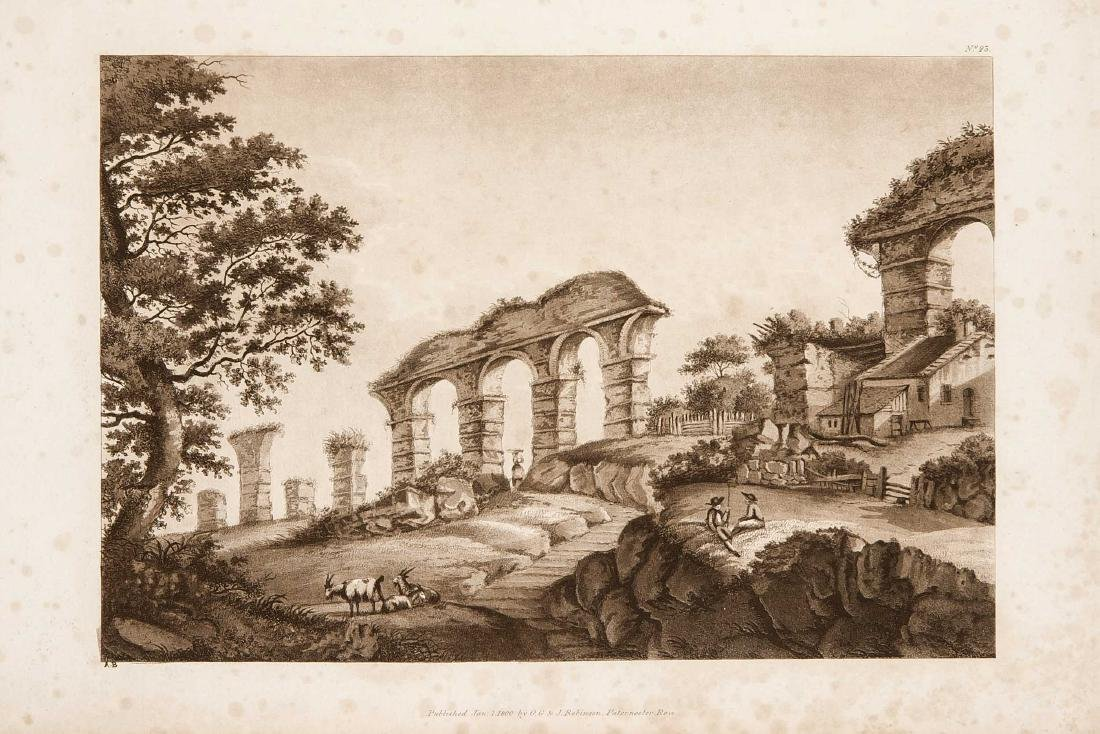Albanis de Beaumont (1755-1812), Convolute of four - 2