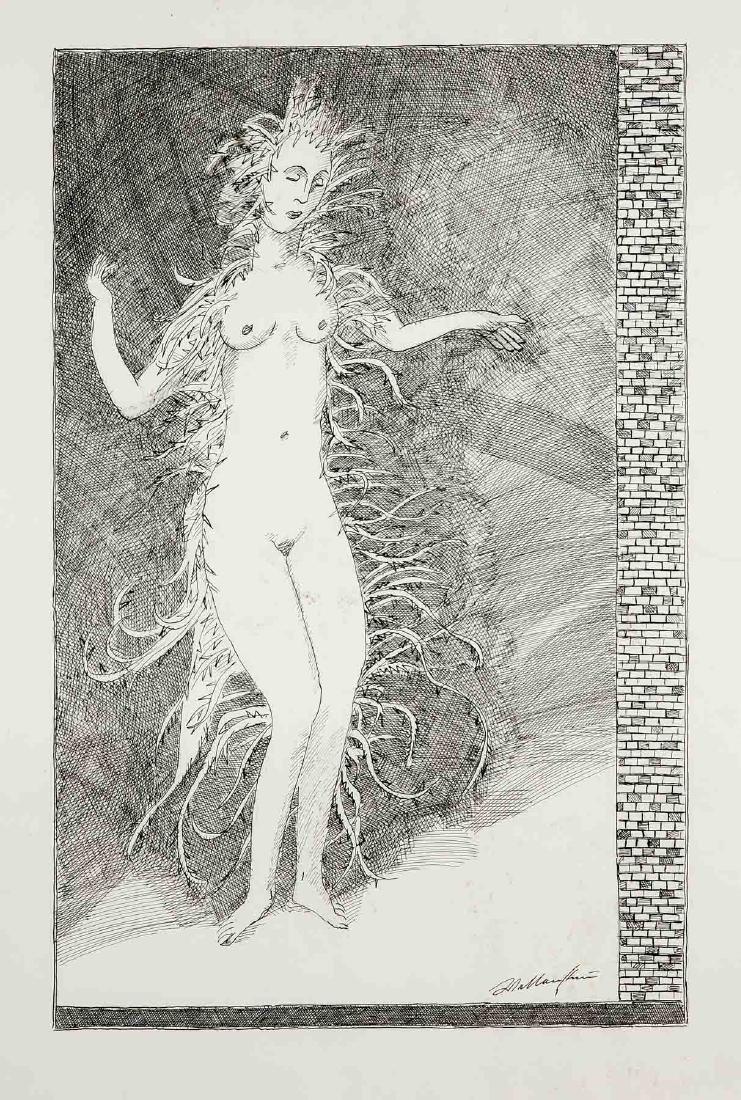 Walter Wellenstein (1898-1970), dt. Maler u. Grafiker,