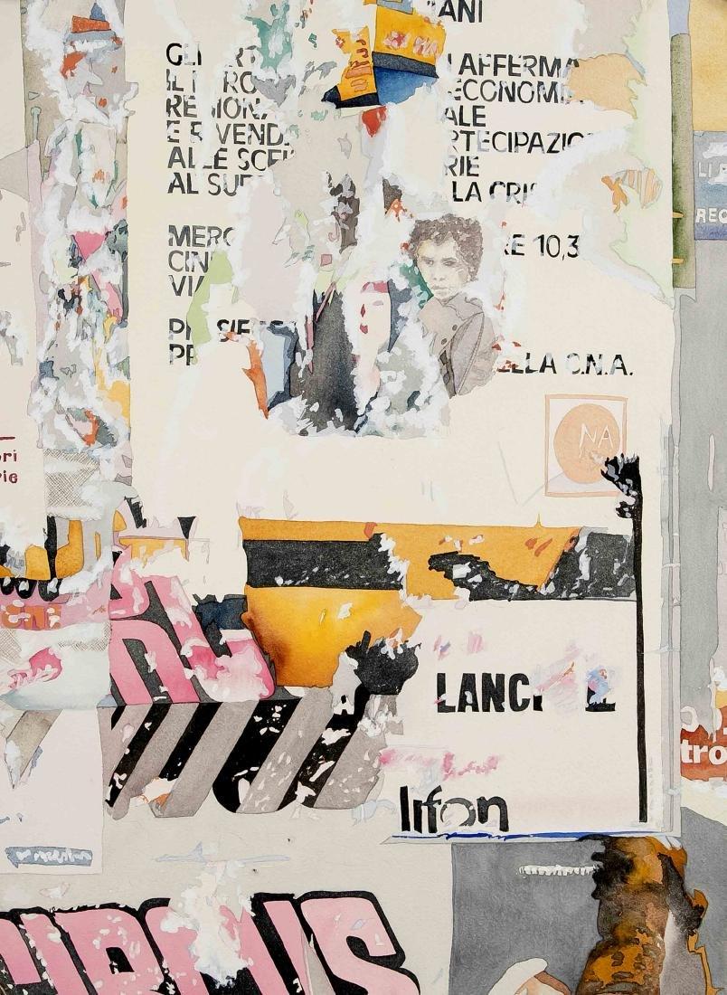 Regine Rothlach (1946-2015), Hamburger Künstlerin,