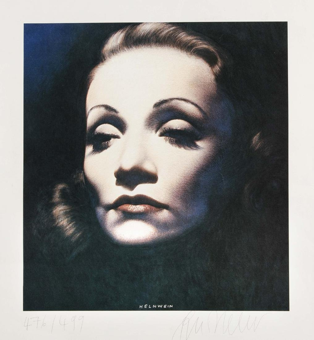 Gottfried Helnwein (* 1948), one of the most famous