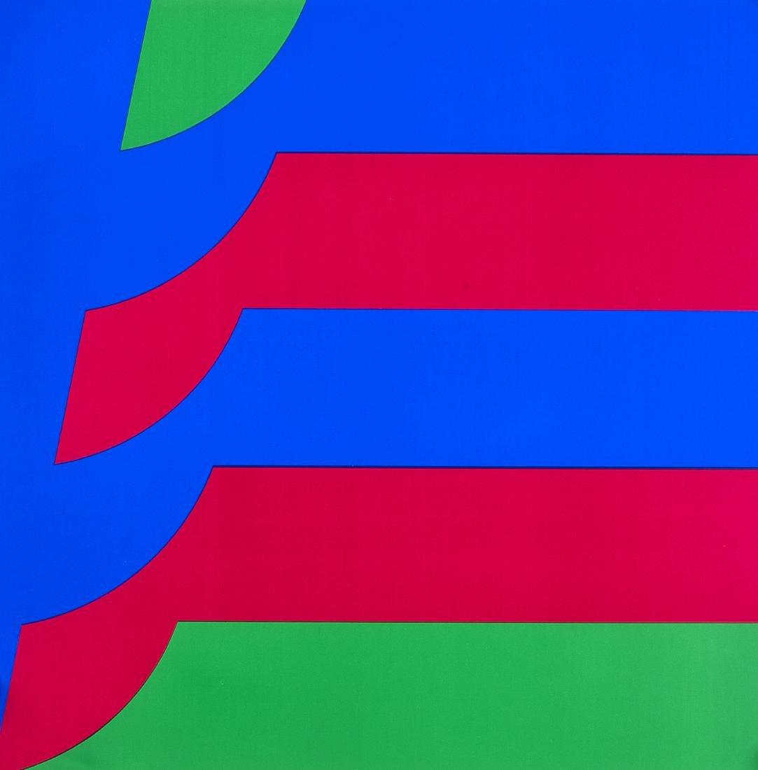 Günter Dohr (1936-2015), German light artist u. Graphic