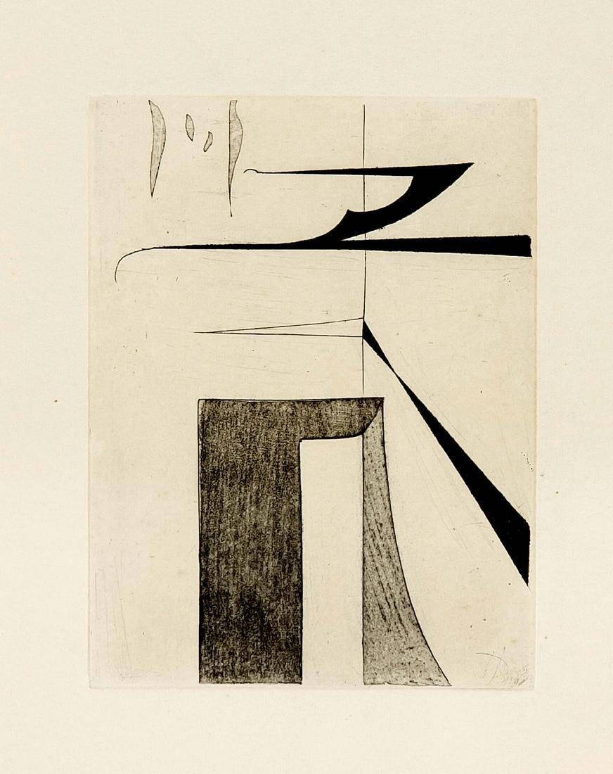 Konvolut von 7 Grafiken 2. H. 20. Jh., Paul Wunderlich - 5