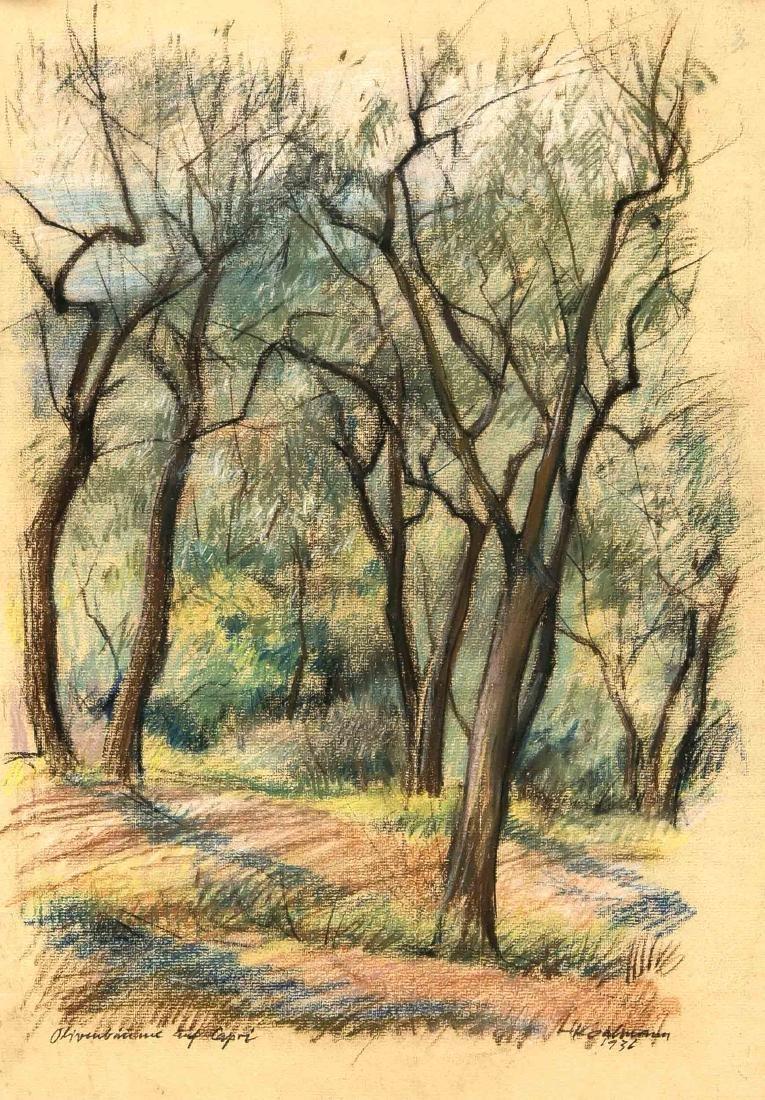 Hermann Kohlmann (1907-1982), deutscher Maler, - 2