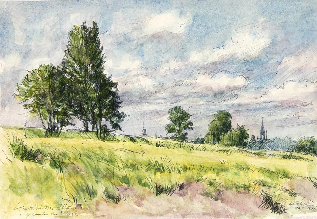Hermann Kohlmann (1907-1982), deutscher Maler, - 4
