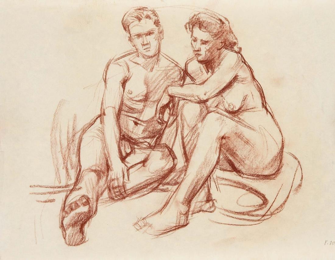 Hermann Kohlmann (1907-1982), deutscher Maler, - 3