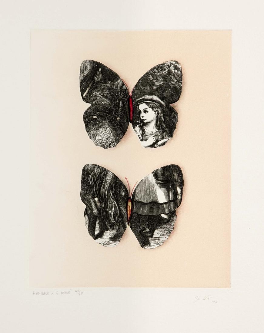 Jiri Kolar (1914-2002), tschechischer Künstler, Dichter