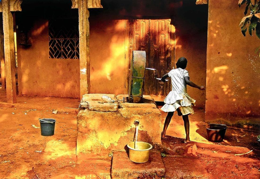 Atelier Avant Seize, Sammlung von 4 Fotos, Afrika, 21. - 2