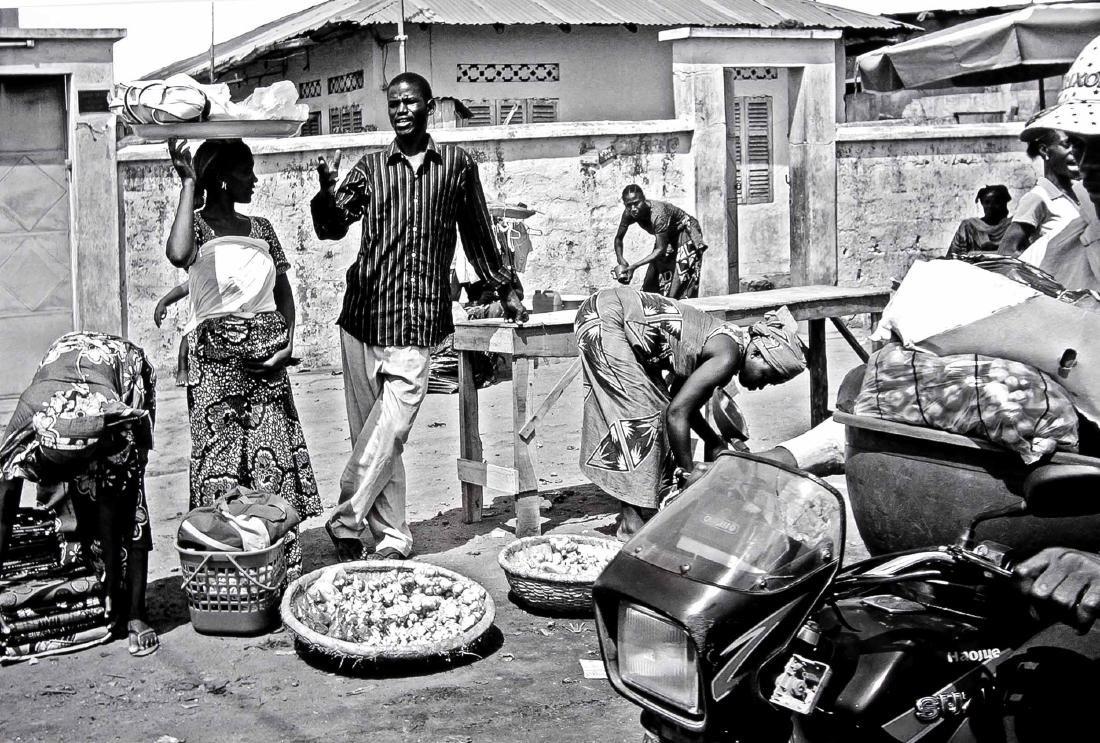 Atelier Avant Seize, Sammlung von 4 Fotos, Afrika, 21. - 3