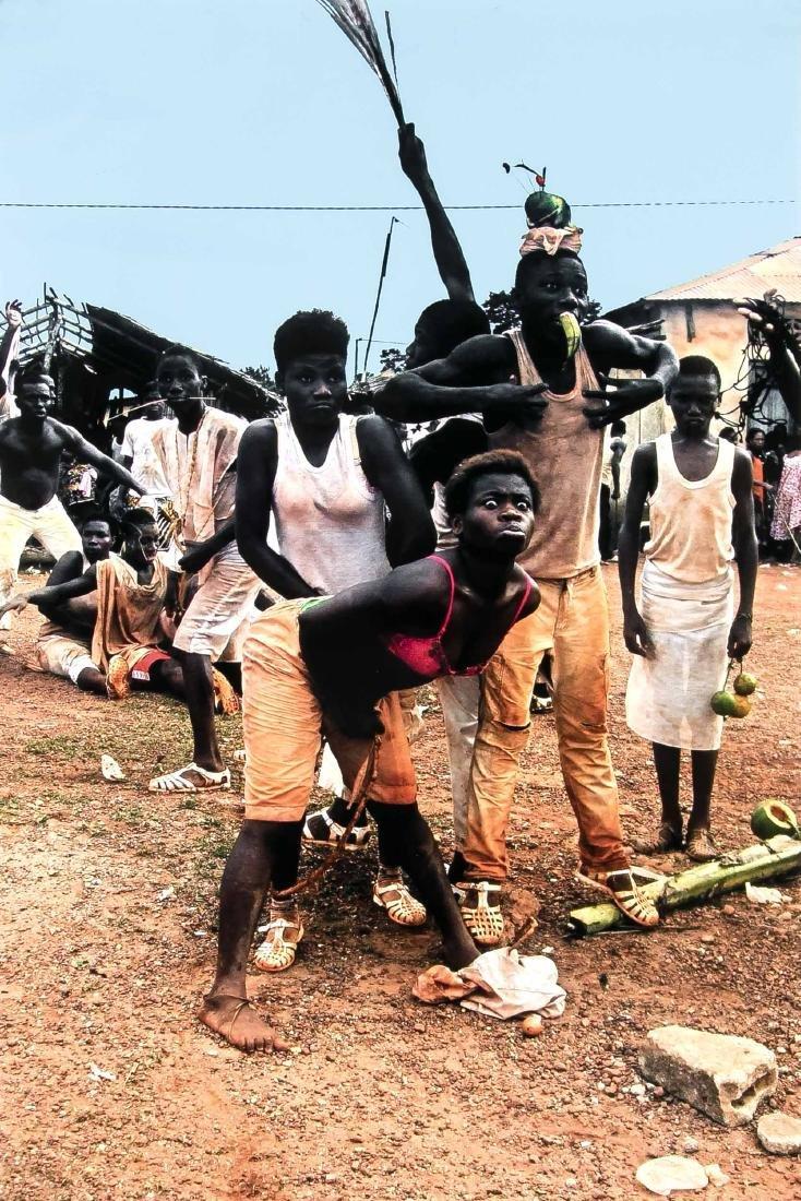 Atelier Avant Seize, Sammlung von 4 Fotos, Afrika, 21.