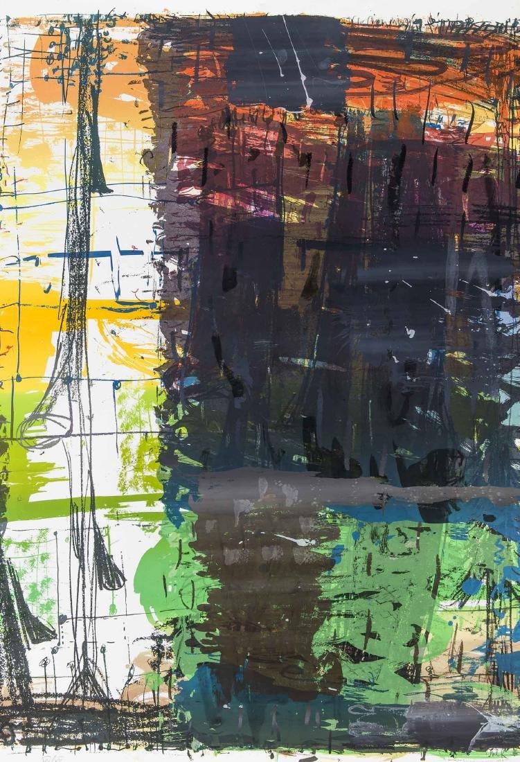 Tal R (*1967), dänischer Maler, Installationskünstler