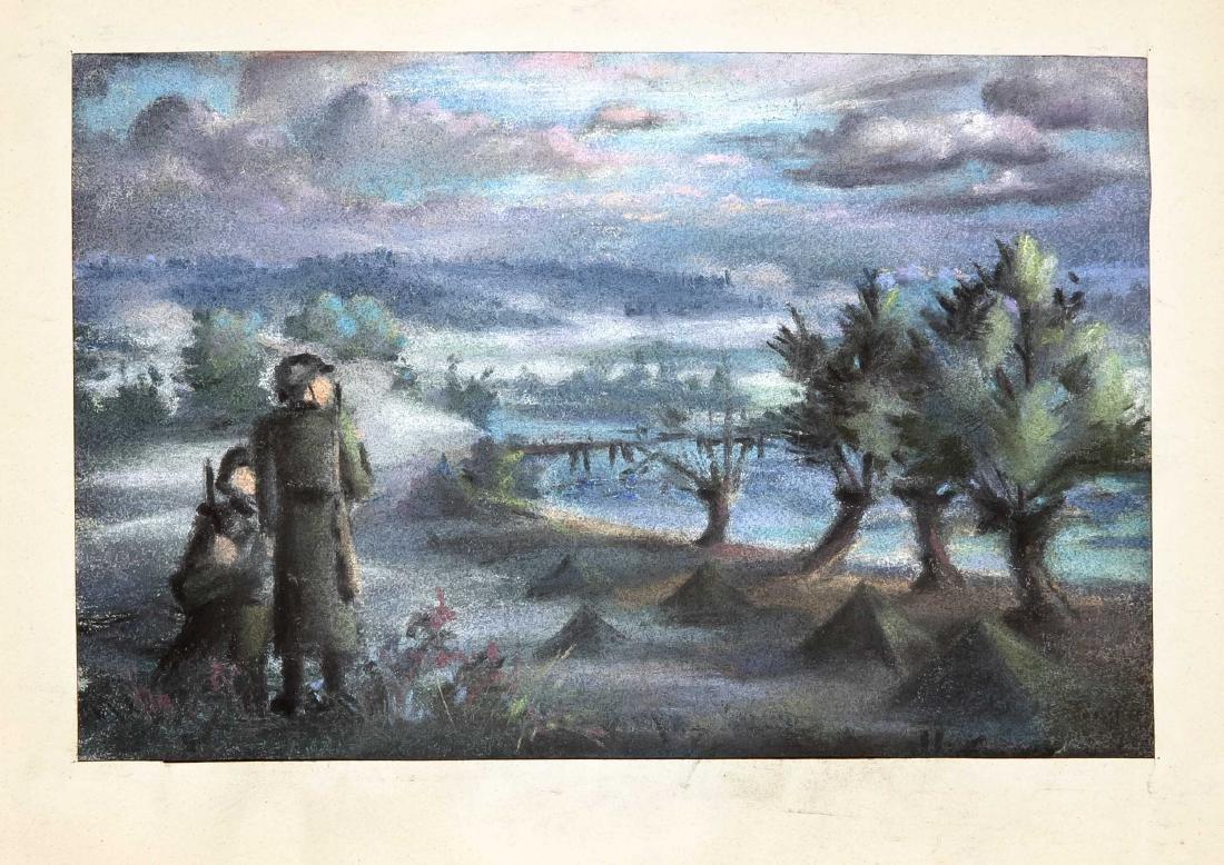 Kurt Kühnel (?-1943), studierte an der Prager - 5