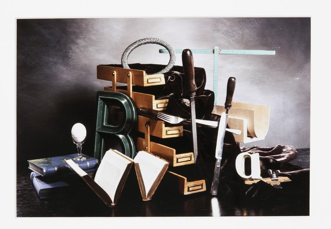 Bernhard Prinz (*1953), Hamburger Fotograf, hat seit