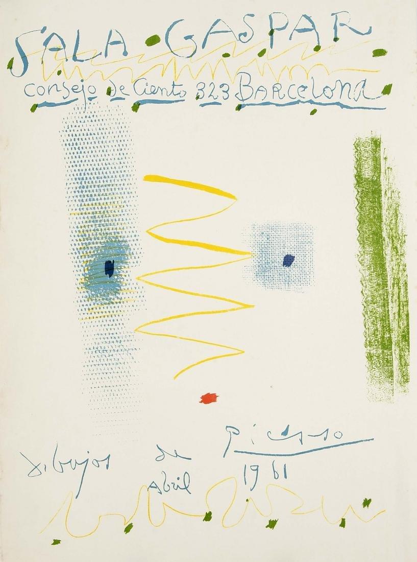 Pablo Picasso (1881-1973) nach, Konvolut von drei