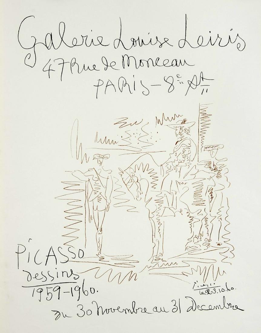 Pablo Picasso (1881-1973) nach, Konvolut von drei - 2