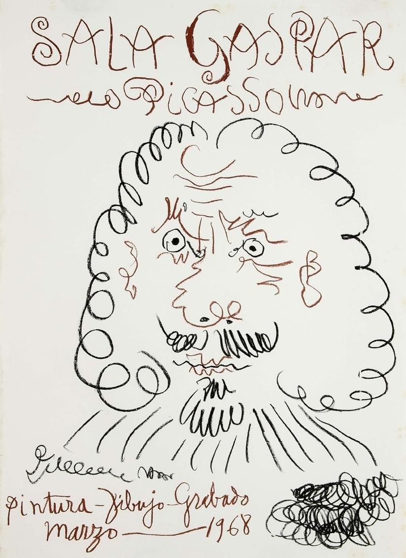 Pablo Picasso (1881-1973) nach, Konvolut von drei - 3