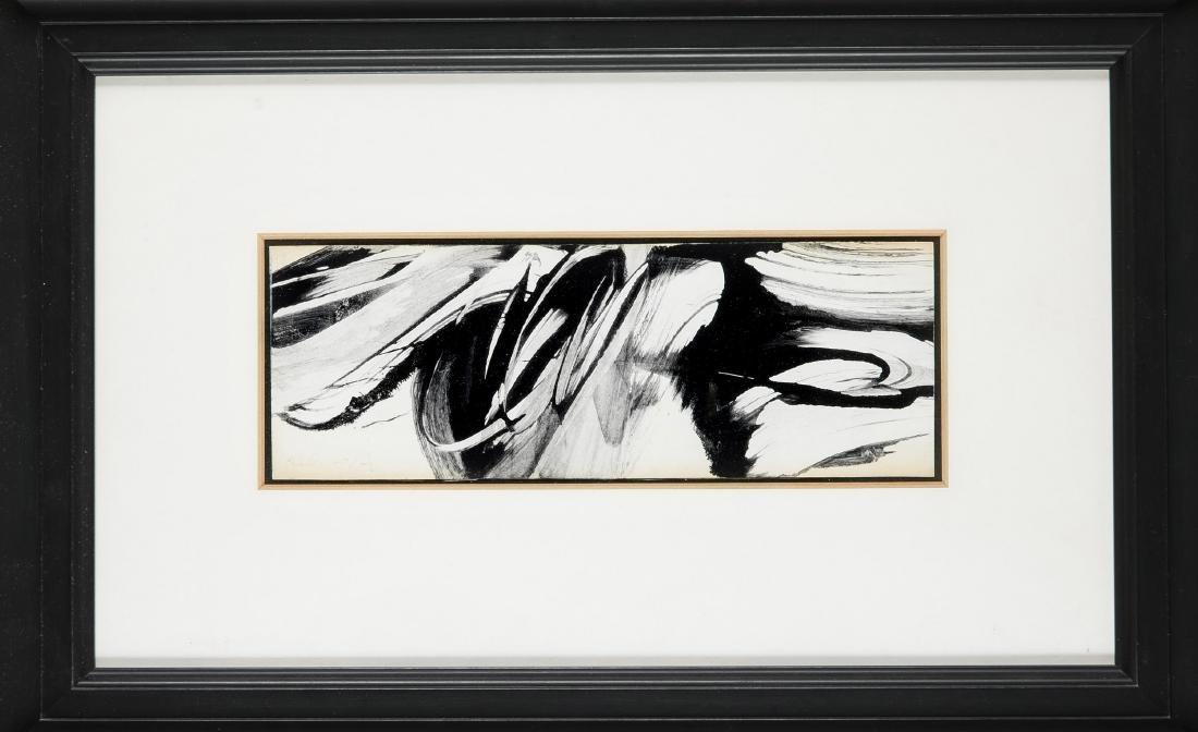Karl Otto Götz (1914-2017), German artist of the