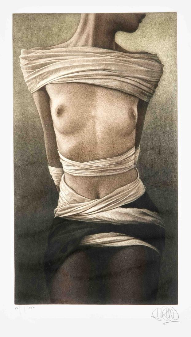 Willi Kissmer (*1941), dt. Maler und Grafiker aus