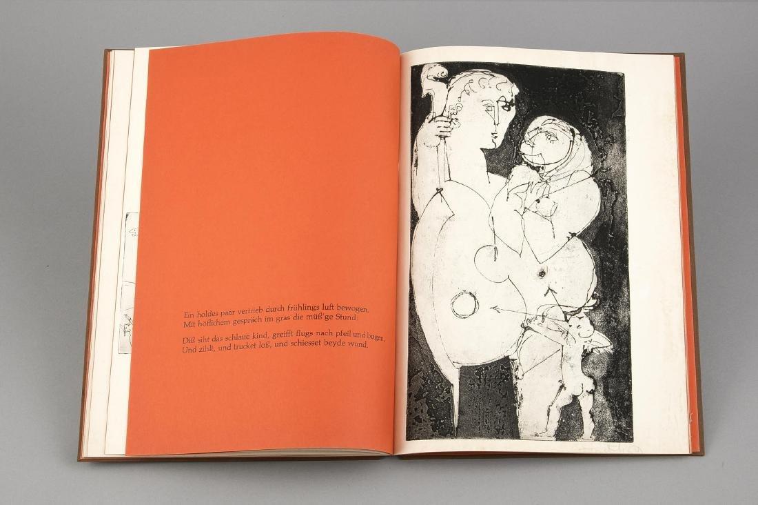 Christian Hofmann von Hofmannswaldau, Reisender Cupido, - 5