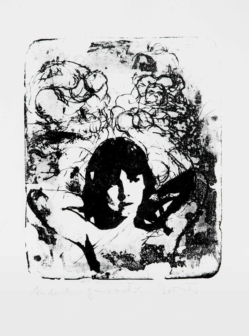 Boris Fröhlich (*1947), Grafiker in Düsseldorf und - 4