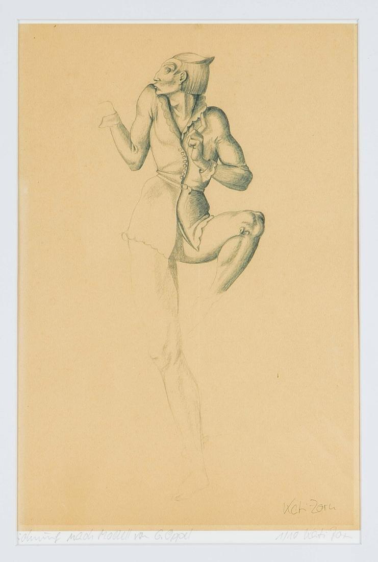 Kati Zorn (*1962), thüringer Porzellankünstlerin,