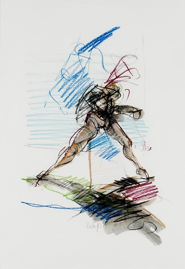 Heinz Rolefs (*1953), zeitgenössischer Maler und