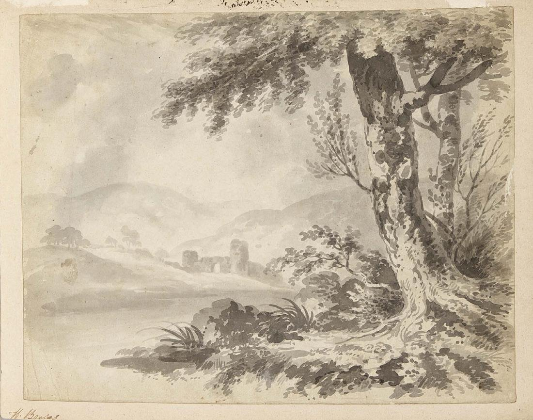 Henry Brocas (1762-1837), Irischer Maler,