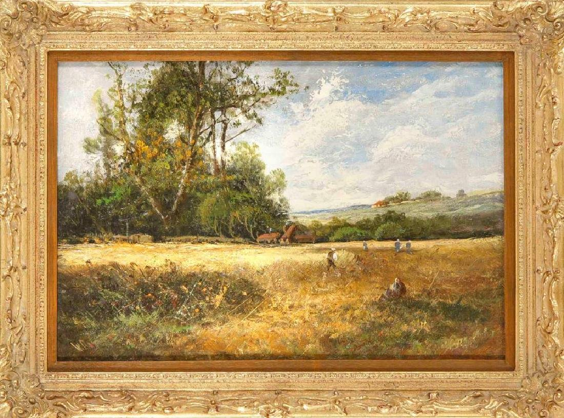 William P. Rogers (active 1842-1883), landscape and