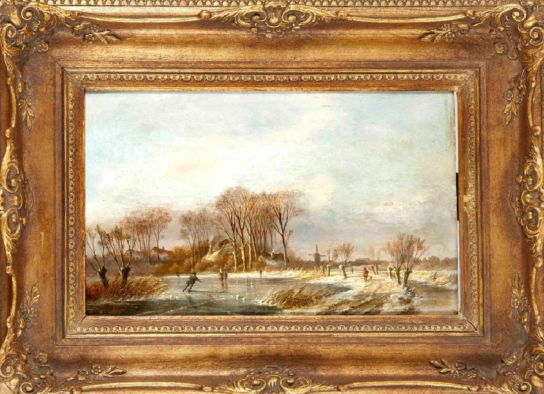 Louis Ludwig Casimir Sierich (1834-1919), Dutch painter