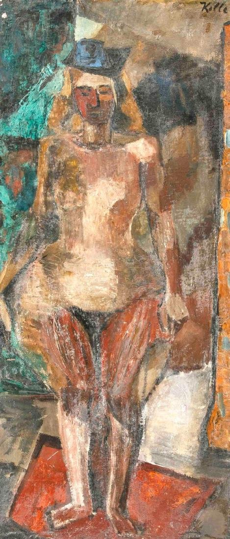 Helmut Kolle (1899-1931), German painter who
