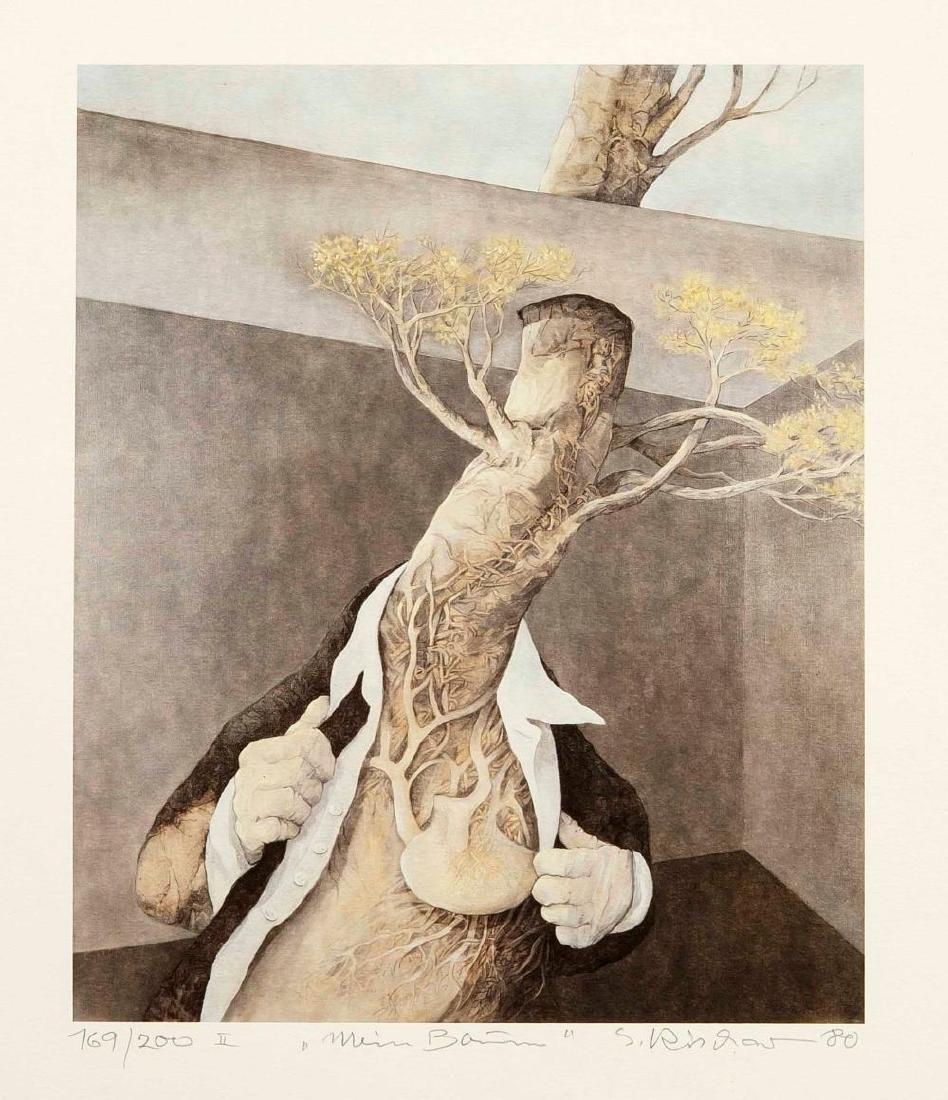 Walter Roshardt (1897-1966), two drawings, portrait of - 4