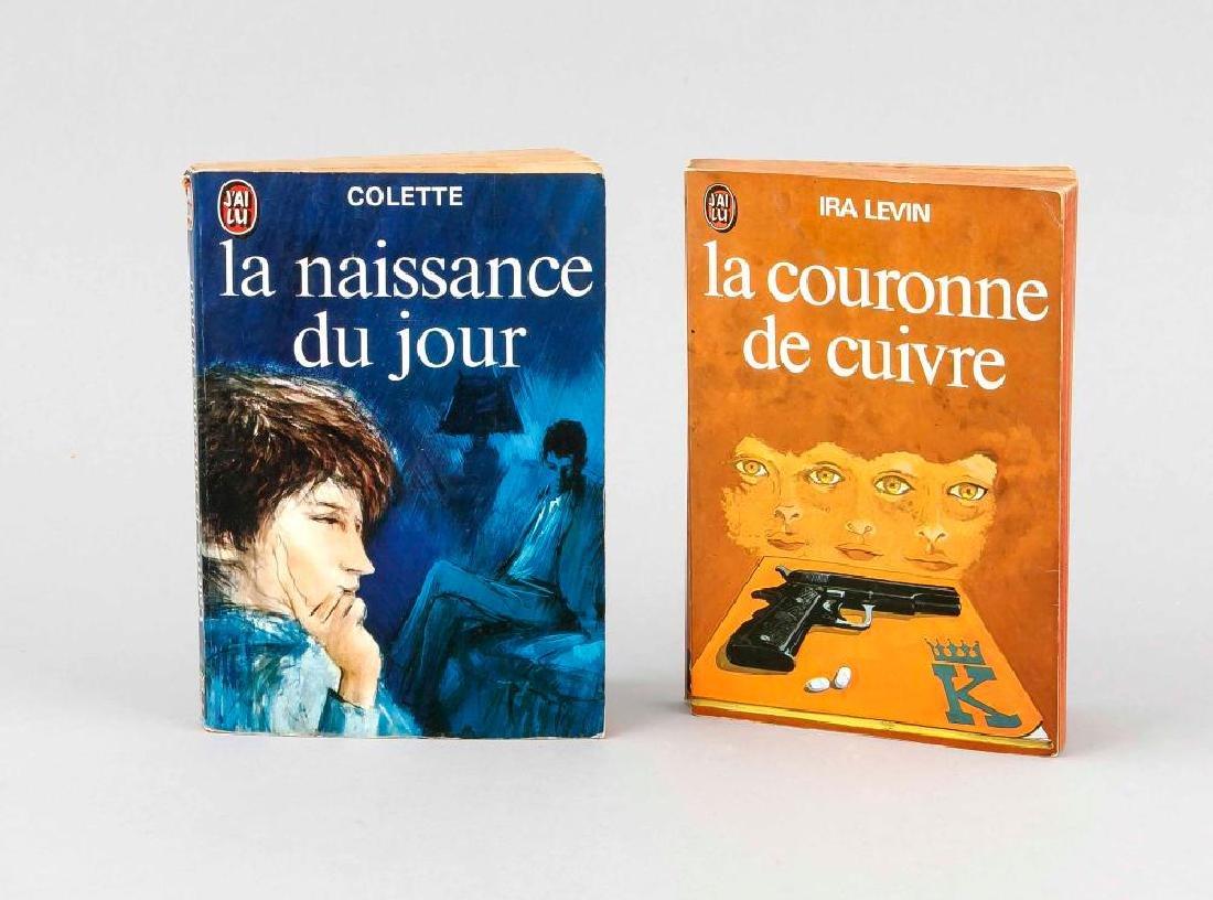 """Colette: """"La naissance du jour"""" und Ira Levin: """"La - 2"""