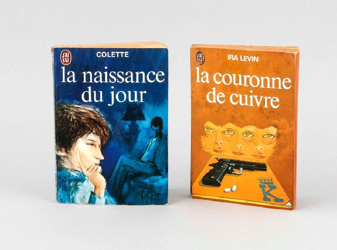 """Colette: """"La naissance du jour"""" und Ira Levin: """"La - 3"""