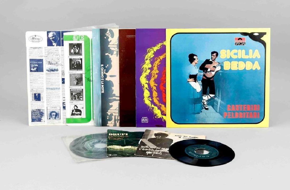 Musica Italiana 70er und 80er Jahre. Italienische Musik