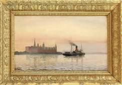 Otto Lusty marine painte