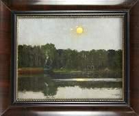 Landscape painter early 2