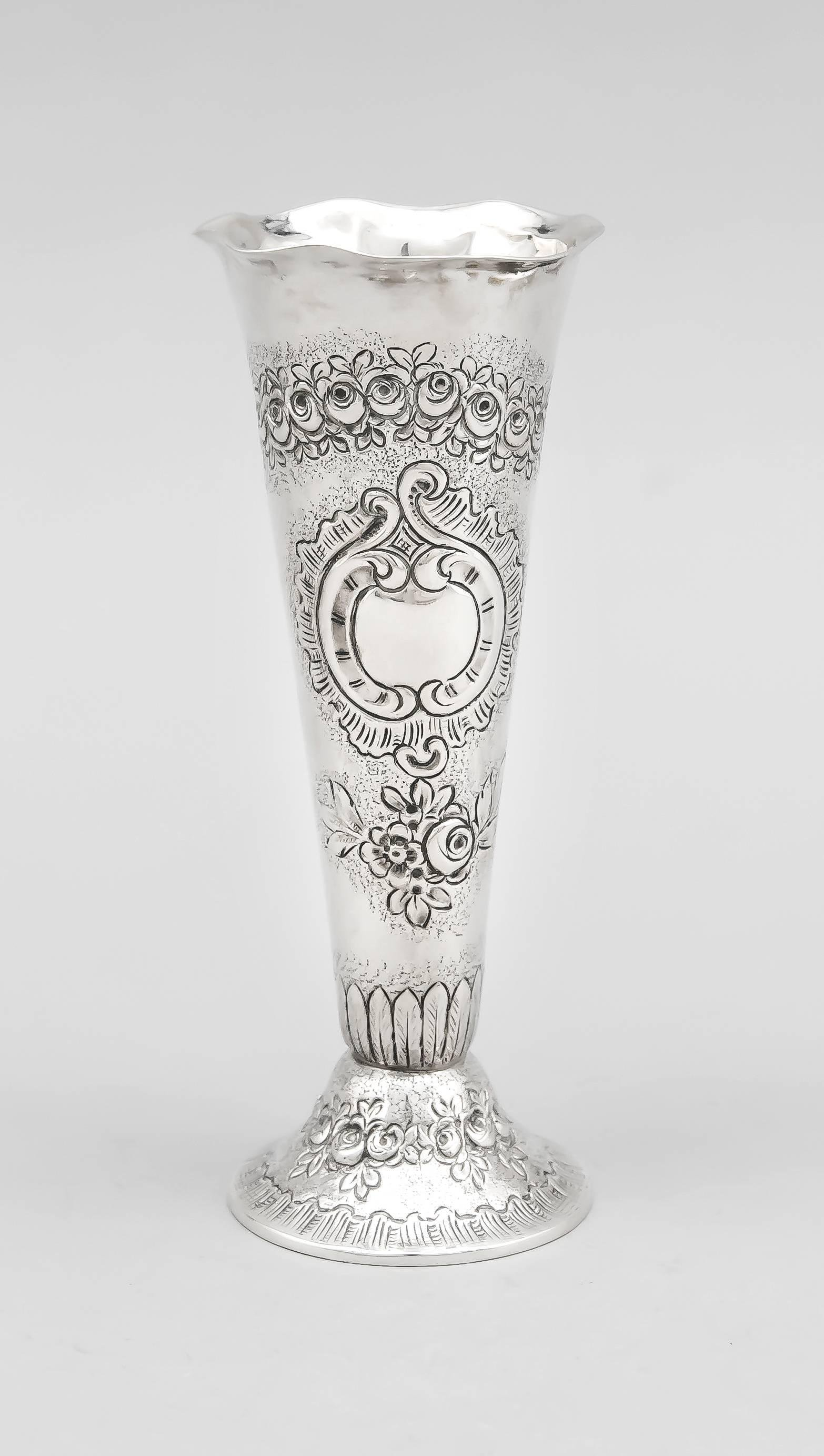 Small vase, German, 20th
