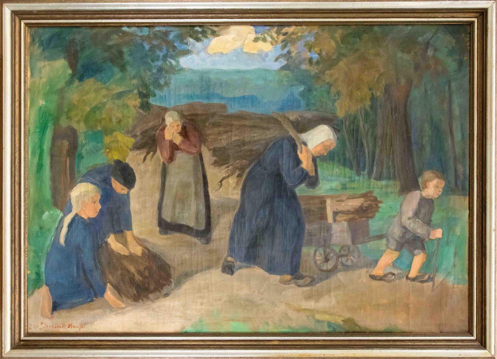 Else Steenbaek Knap (1884