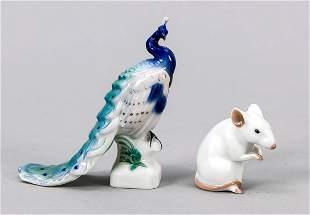 Pfau und Maus, Rosenthal, Maus